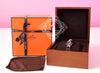 Hermes Diamond Medor CDC Black Crocodile Watch Bracelet PM - New