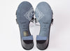 Hermes Womens Black Perforated Oasis Sandal Slipper 36 Shoes - New