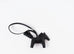 Hermes So Black Rodeo Bag Charm pm