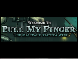 Pull My Finger Malifaux wiki