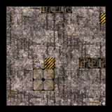 Mats by Mars: Mechanica Tabletop Wargaming Play Mat