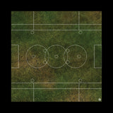 Mats by Mars: Green Meadow Tabletop Wargaming Play Mat