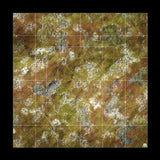 Mats by Mars: Abandoned City Tabletop Wargaming Play Mat