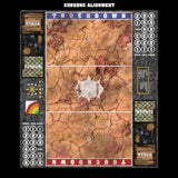 Badlands Fantasy Football 7s Play Mat / Pitch from Mats by Mars