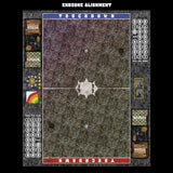 Mats by Mars:  Bustling City v1.0 Fantasy Football Play Mat / Pitch