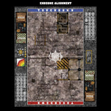 Mats by Mars:  Werkshoppe Fantasy Football Play Mat / Pitch