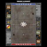Mats by Mars:  Astro Granite Fantasy Football Play Mat / Pitch