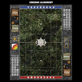 Creeping Mold Fantasy Football 7s Play Mat / Pitch from Mats by Mars