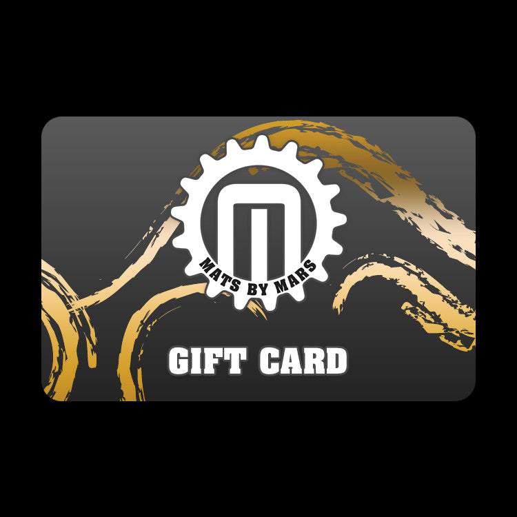 Mats by Mars Gift Card