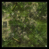 Mats by Mars: Forgotten Temple (Altar) Tabletop Wargaming Play Mat