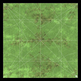 Mats by Mars: Verdant Fields Tabletop Wargaming Play Mat