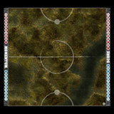 Mats by Mars:  Guild Ball Compatible Pitches with Pro Track Border