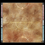 Mats by Mars: Sandy Cobbles Tabletop Wargaming Play Mat