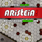 Mats by Mars: Aristeia Compatible Wargaming Play Mat Board