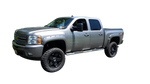 "Load image into Gallery viewer, 2007-2013 Chevrolet Silverado 1500 Short Bed 69.3"" Fender Flare Set - Bolt Style (Pocket Style)"