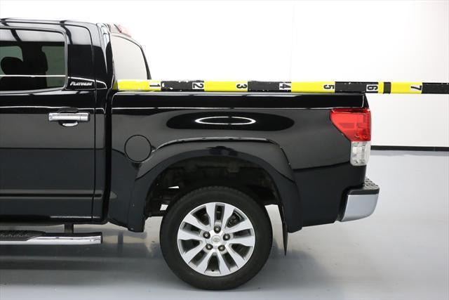 2007-2013 Toyota Tundra Painted to Match Fender Flare Set - OE Style