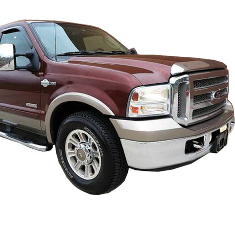 1999-2007 Ford F-250/350 Super Duty Fender Flare Set - Smooth Style (Rugged Style)