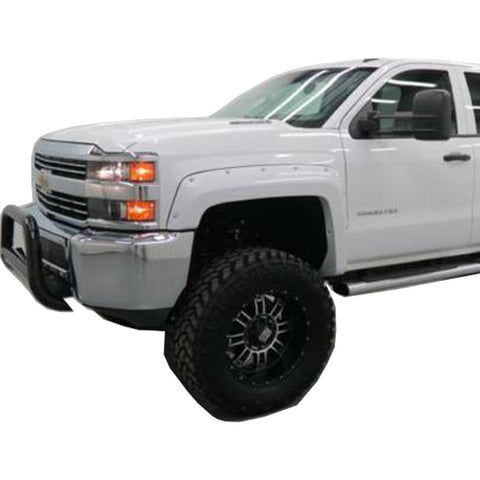 "2014-2018 Chevrolet Silverado 1500 Short Bed 69.3"" Fender Flare Set - Bolt Style"