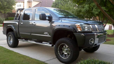 2004 2014 Nissan Titan Without Bedside Lockbox Painted