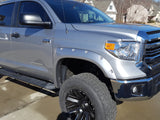 2014-2020 Toyota Tundra Painted to Match Fender Flare Set - Bolt Style (Pocket Style)