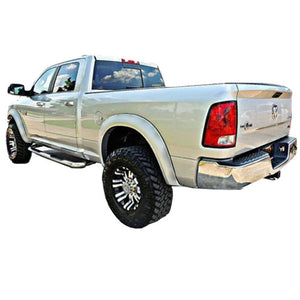 2010-2018 Dodge Ram 2500 / 3500 Painted to Match Fender Flare Set - Smooth Style