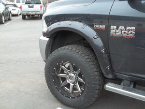 2010-2018 Dodge Ram 2500 / 3500 Painted to Match Fender Flare Set - Pop-Out Style