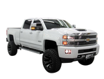 Load image into Gallery viewer, 2014-2018 Chevrolet Silverado 1500 Fender Flare Set - Bolt Style