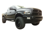 Load image into Gallery viewer, 2010-2018 Dodge Ram 2500 / 3500 Painted to Match Fender Flare Set - Bolt Style