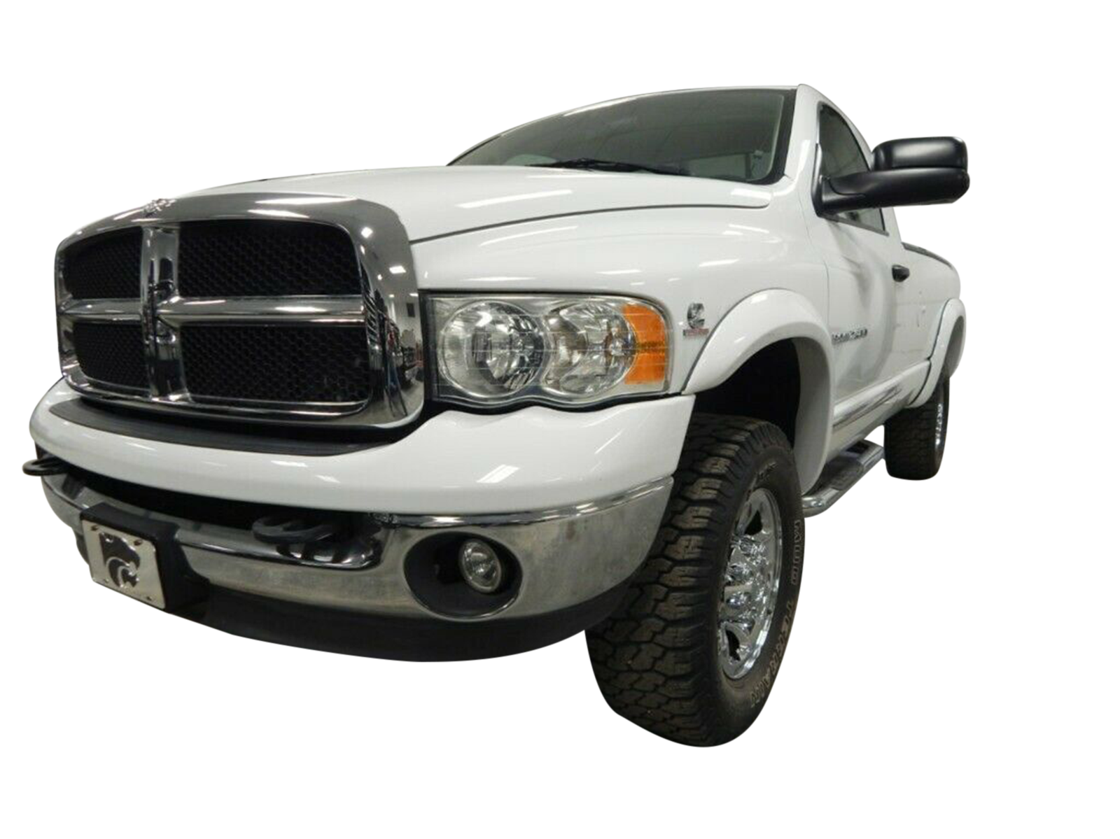 2002-2008 Dodge Ram 1500 2500 3500 Painted to Match Fender Flare Set - Smooth Style
