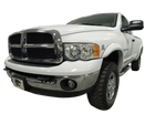 Load image into Gallery viewer, 2002-2008 Dodge Ram 1500 2500 3500 Painted to Match Fender Flare Set - Smooth Style