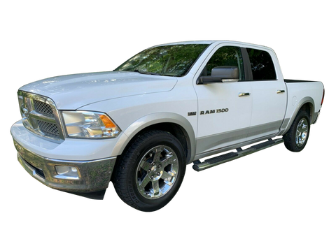 2009-2018 Dodge Ram 1500 Painted to Match Fender Flare Set - OE Style