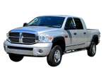 Load image into Gallery viewer, 2002-2008 Dodge Ram 1500 2500 3500 Painted to Match Fender Flare Set - Bolt Style (Pocket Style)
