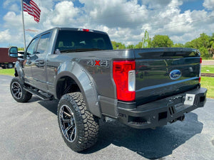 2017-2020 Ford F-250/350 Super Duty Fender Flare Set - Bolt Style