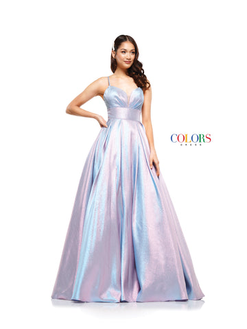 Colors Dress - Style #2164