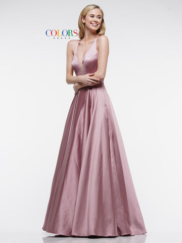 Colors Dress - Style #2183