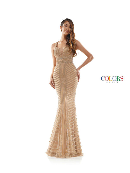 Colors Dress - Style #2337