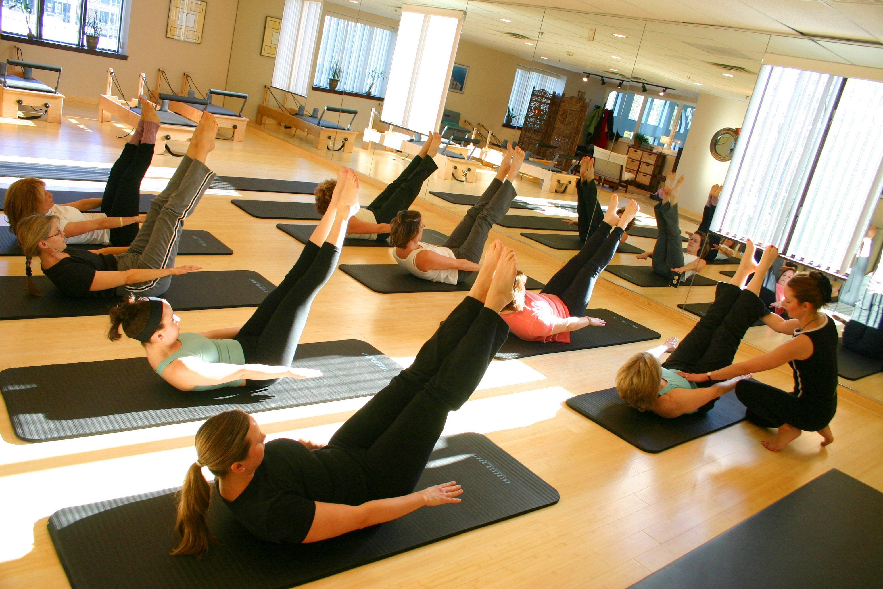 health benefits of doing pilates
