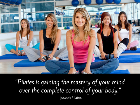 10 Pilates Quotes To Motivate You During Your Workout