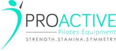 Proactive Pilates Equipment Logo