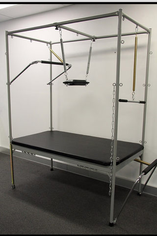 Using A Trapeze Table for Pilates – What It Is And How It Works…
