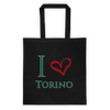 Image of I Love Torino Tote bag