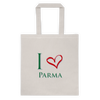 Image of I Love Parma Tote bag