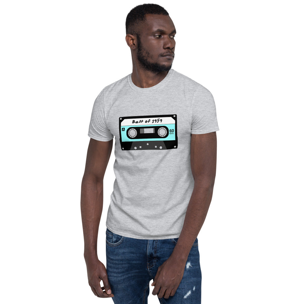 Customize your Mixtape Description!  Short-Sleeve Unisex T-Shirt