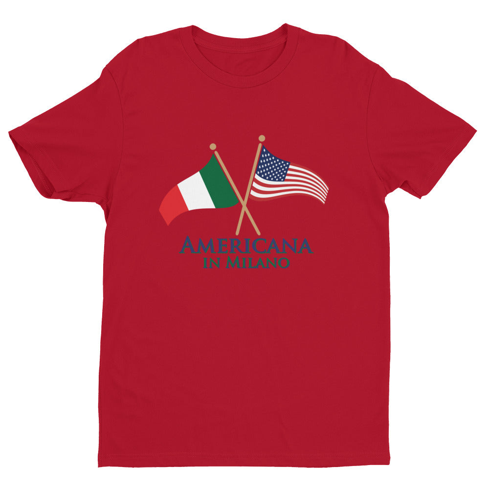 Americana in Milano Short Sleeve T-shirt
