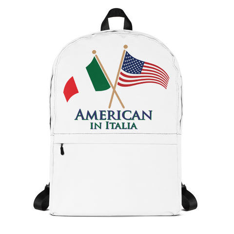 American in Italia Backpack