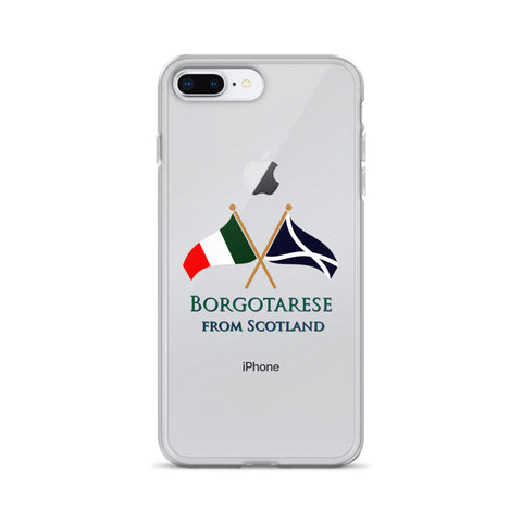 Borgotarese from Scotland iPhone Case