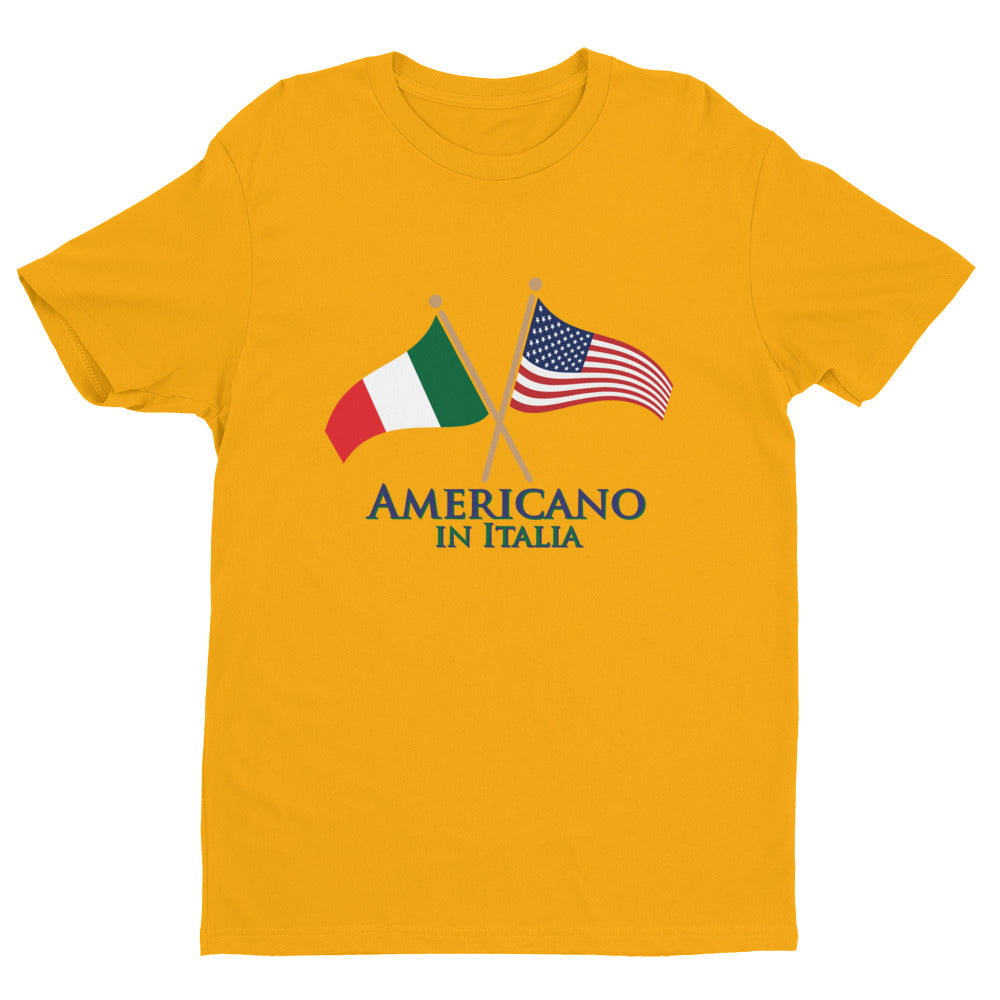 Americano in Italia Short Sleeve T-shirt