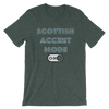 Image of Scottish Accent Mode On Short-Sleeve Unisex T-Shirt