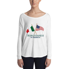 Borgotarese in America Ladies' Long Sleeve Tee