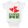 Image of My Nonno Loves Me Infant Bodysuit